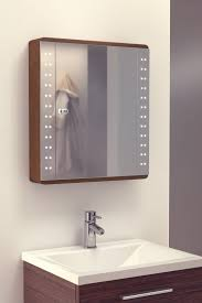 Square Vanity Mirror Led Lighted Mirrors Bathrooms Large Square Mirror With White Woden