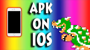 apk in iphone how to any type of apk on iphone ipod must