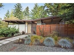 Mid Century Modern Landscaping by Mid Century Modern Renovation Ideas Exterior Landscaping
