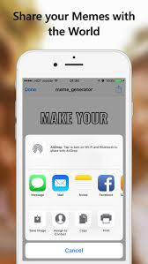 How To Make A Meme On Iphone - meme maker generator make create memes on the app store
