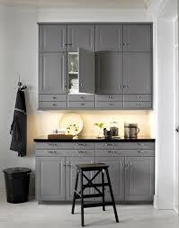 ikea küche grau ikea metod als buffetschrank bild 5 schöner wohnen