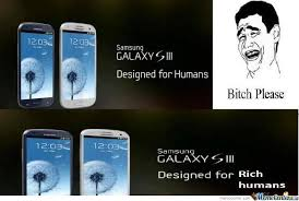 Samsung Meme - samsung galaxy s3 by awesomeone meme center