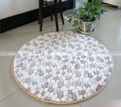 Round Bath Rugs Small Round Rug Idea With Matching Wall Shelves 160cm Large Long