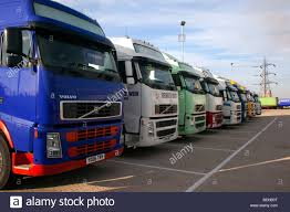 2009 volvo semi truck volvo truck stock photos u0026 volvo truck stock images alamy
