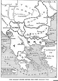 Europe Map During Ww1 40 Maps That Explain World War I Vox Com