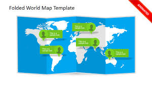 united states map powerpoint template 6323 free powerpoint free