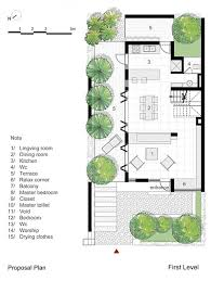 modern longhouse plans google search house layouts pinterest