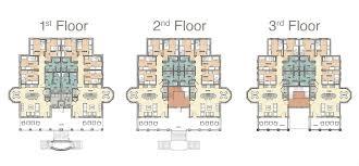 Floor Plan For New Homes Ganei Shapira Affordable Housing Orit Muhlbauer Eyal Architects