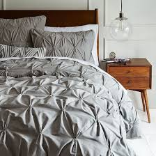 Best Non Feather Duvet Best 25 Grey Duvet Cover King Ideas On Pinterest Grey Comforter