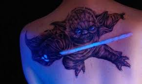 10 black light tattoos you u0027ll never forget temporary tattoo blog