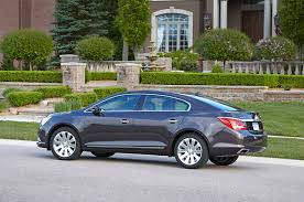 2015 Buick Grand National And Gnx Http Image Motortrend Com F Roadtests Sedans 1401 2014 Buick Lacrosse V6 First Test 49532507 2014 Buick Lacrosse Exterior Rear Profile Jpg