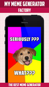 How To Make My Own Meme - my meme generator factory make your own memes lol pics rage comics