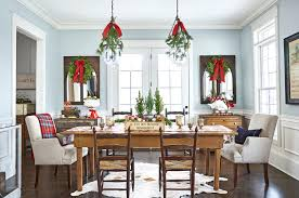 how to decorate your home for christmas how to decorate my dining room table for christmas decorating fall