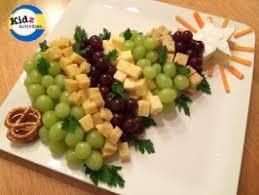 tree appetizer kidz activities