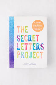the secret letters project by juliet madison urban outfitters