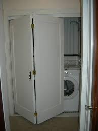 Vented Bifold Closet Doors Laundry Closet Louvered Doors Closet Doors