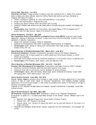 Best Buy Resume Application by Sachin Garg Resume