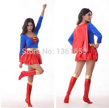 Halloween Costumes Supergirl Buy Wholesale Supergirl Halloween Costume China
