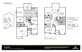 annapolis home floor plans phoenix homes