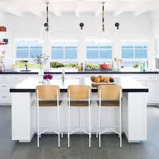 awesome beach house kitchens coastal living home design