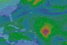 hurricane irma path map where is hurricane irma now weather