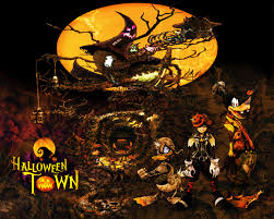 free halloween images to download halloween town wallpaper v2 0 by wild espy on deviantart