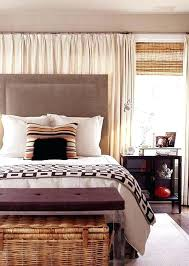 curtain over bed curtains behind bed traditional bedroom design curtain over bed