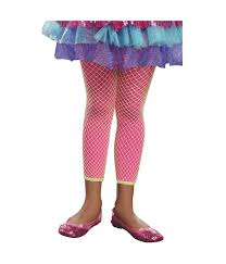 lime green and pink big girls leggings girls costumes kids