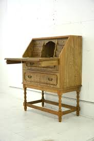 bureau muji desk small oak writing desk with drawers muji ash desk 2