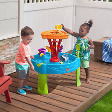 step2 waterwheel play table step2 waterwheel play table ebay