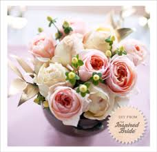 baby shower flower centerpieces glamorous pink ivory and gold baby shower fiftyflowers the