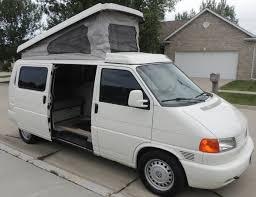 volkswagen vanagon camper volkswagen vw eurovan camper for sale in colorado