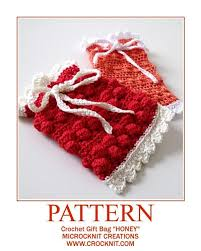 wrapped christmas boxes 18 patterns for crochet christmas gift bags boxes and pouches
