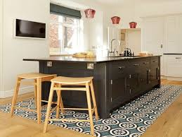 kitchen island with table gray subway tile kitchen backsplash island with table black