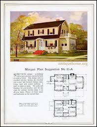 center colonial house plans 606 best vintage house plans images on vintage houses
