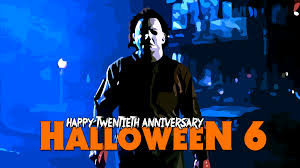 happy 20th anniversary halloween the curse of michael myers