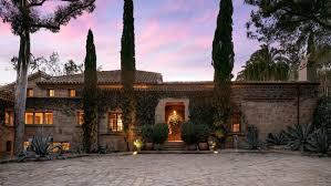 ellen degeneres and portia de rossi list montecito villa for 45