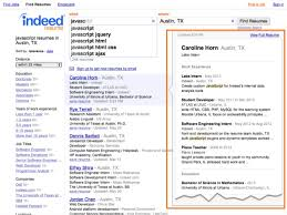 indeed resume search indeedeng building indeed resume search