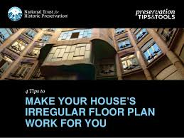 make a floor plan of your house 4 tips to make your house s irregular floor plan work for you