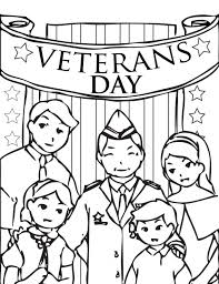 veterans printable coloring pages coloring pages kids collection