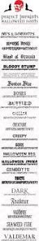 halloween fonts halloween pinterest fonts holidays and cricut