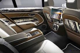 concept bentley ares concept bentley mulsanne suv int 2