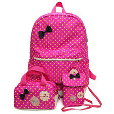 book bags with bows 9 best bag kids images on backpacks children s school
