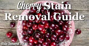 Red Wine Stain Upholstery How To Remove Cherry Stains Including Black Cherry U0026 Juice
