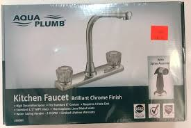 kitchen faucet with high spout and spray assembly 8 inch u2013 m u0026l