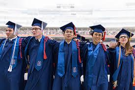 graduation apparel academic attire commencement at illinois