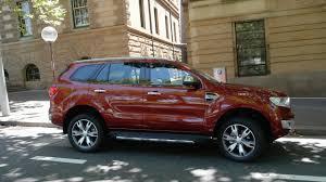 2016 Ford Everest Ford Everest Titanium Australian Review Gizmodo Australia