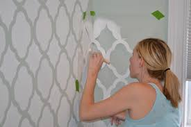 nursery stencil kickittogether
