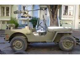 ford military jeep 1942 ford gpw jeep for sale classiccars com cc 947615