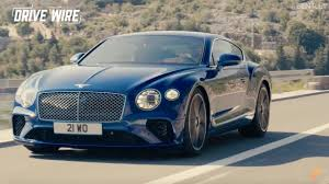 bentley coupe blue all new bentley continental gt is a 626 hp gran turismo